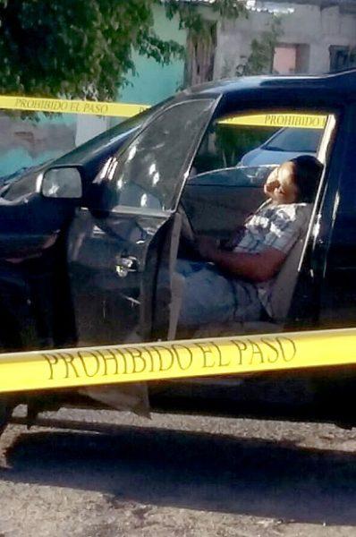 """Jonathan Omar Juárez Mora alias """"El John"""" de 25 años de edad, ejecutado el 15 de julio de seis impactos de bala calibre 5.56 en El Esterito"""