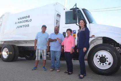 Foto 1-Camión Recolector