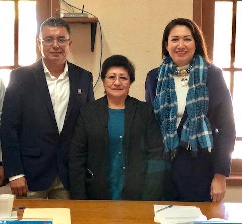 Foto 1-Nuevo Secretario General, Luis Alberto Hernández González